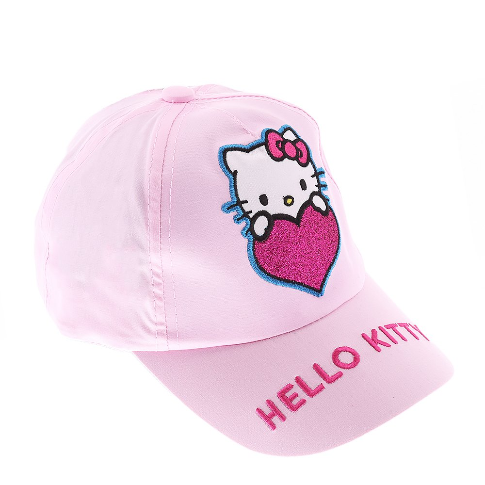 Sapca fete Hello Kitty 52-54 pink