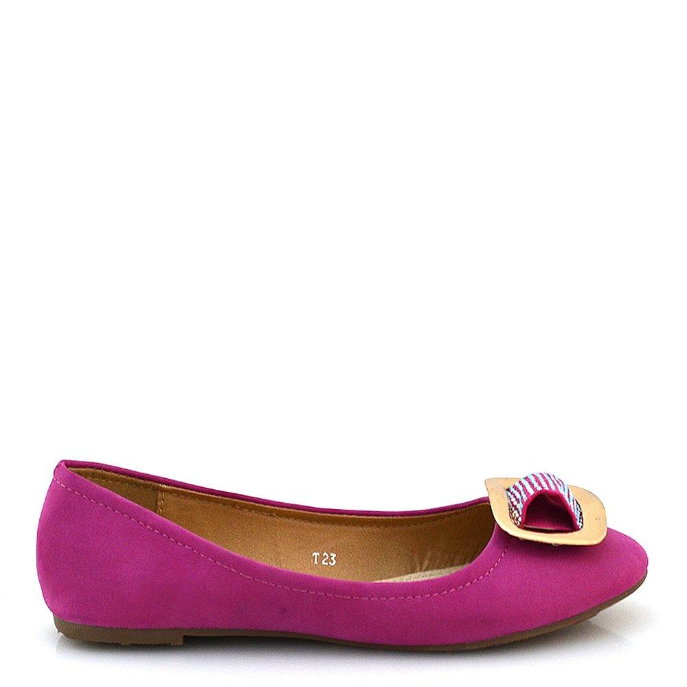 Balerini dama Galya roz