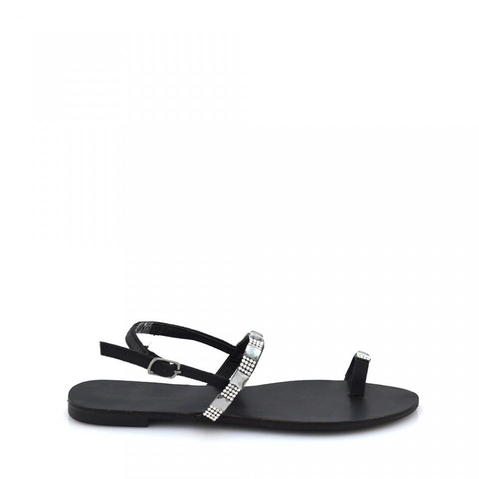Sandale Dama Misterium Negre