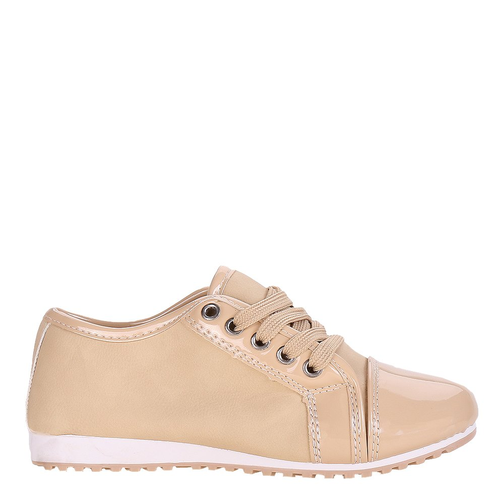 Pantofi sport copii Longstreet bej