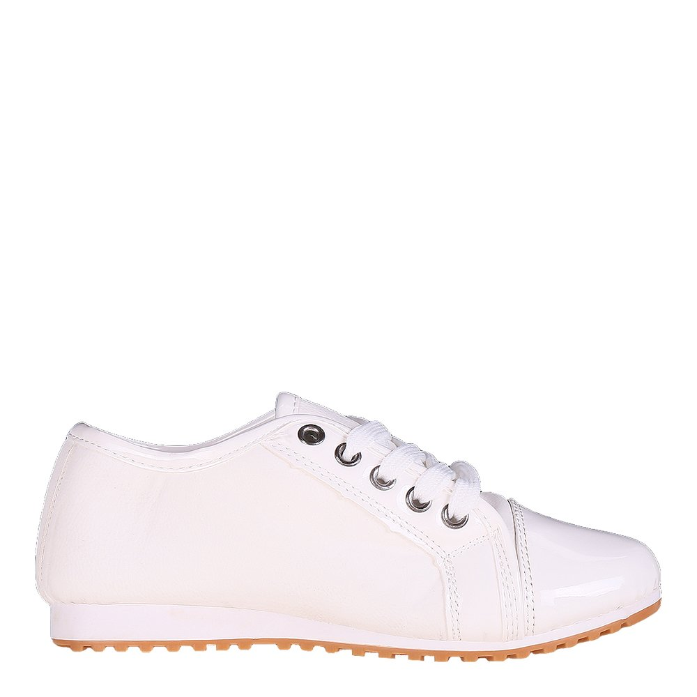 Pantofi sport copii Longstreet albi
