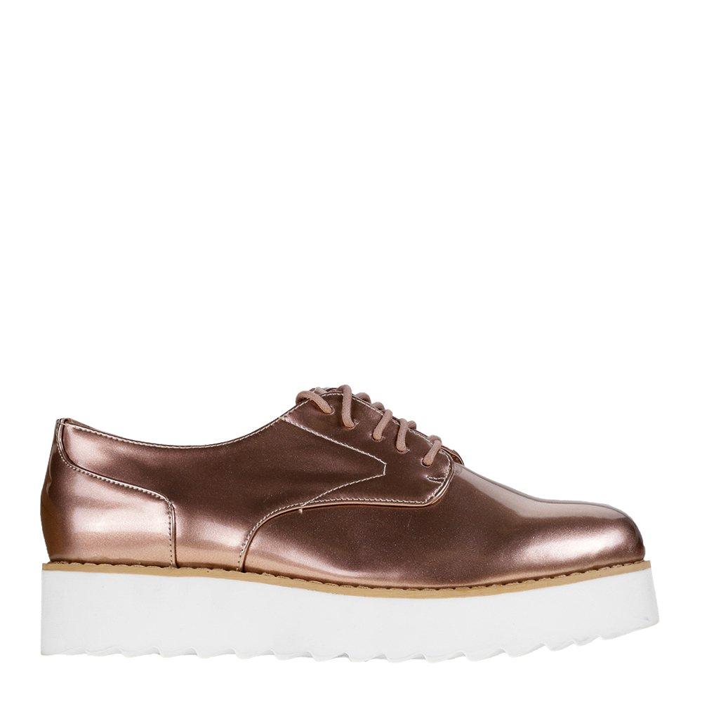 Pantofi dama Hayse bronze