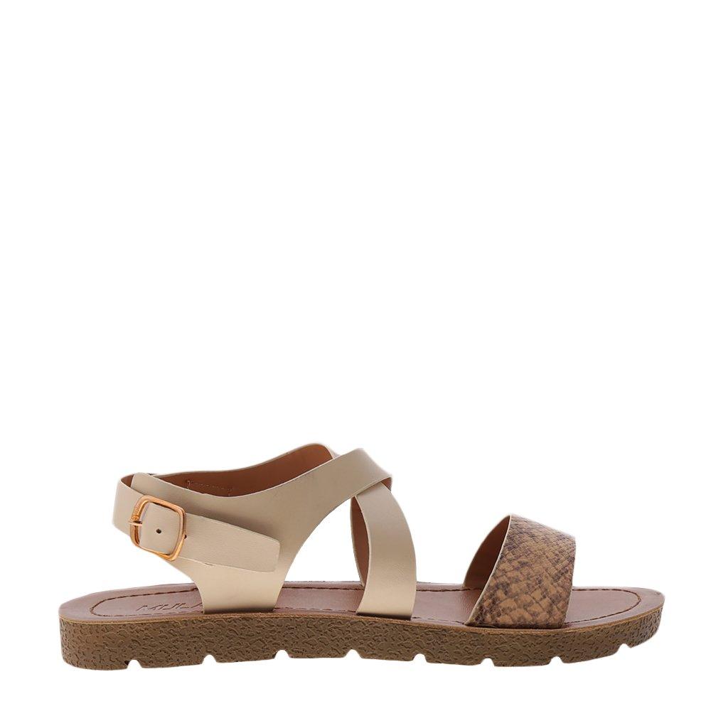 Sandale Dama Shawna Bej