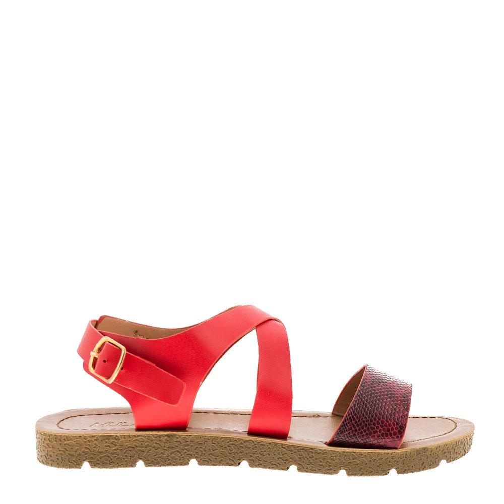 Sandale dama Shawna rosii