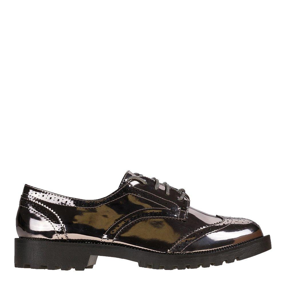 Pantofi dama Rondeau argintii