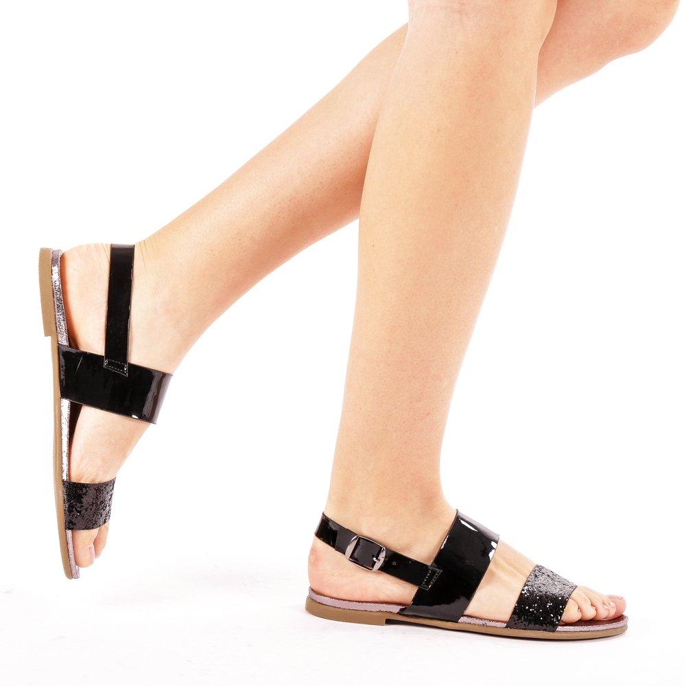 Sandale dama Alize negre