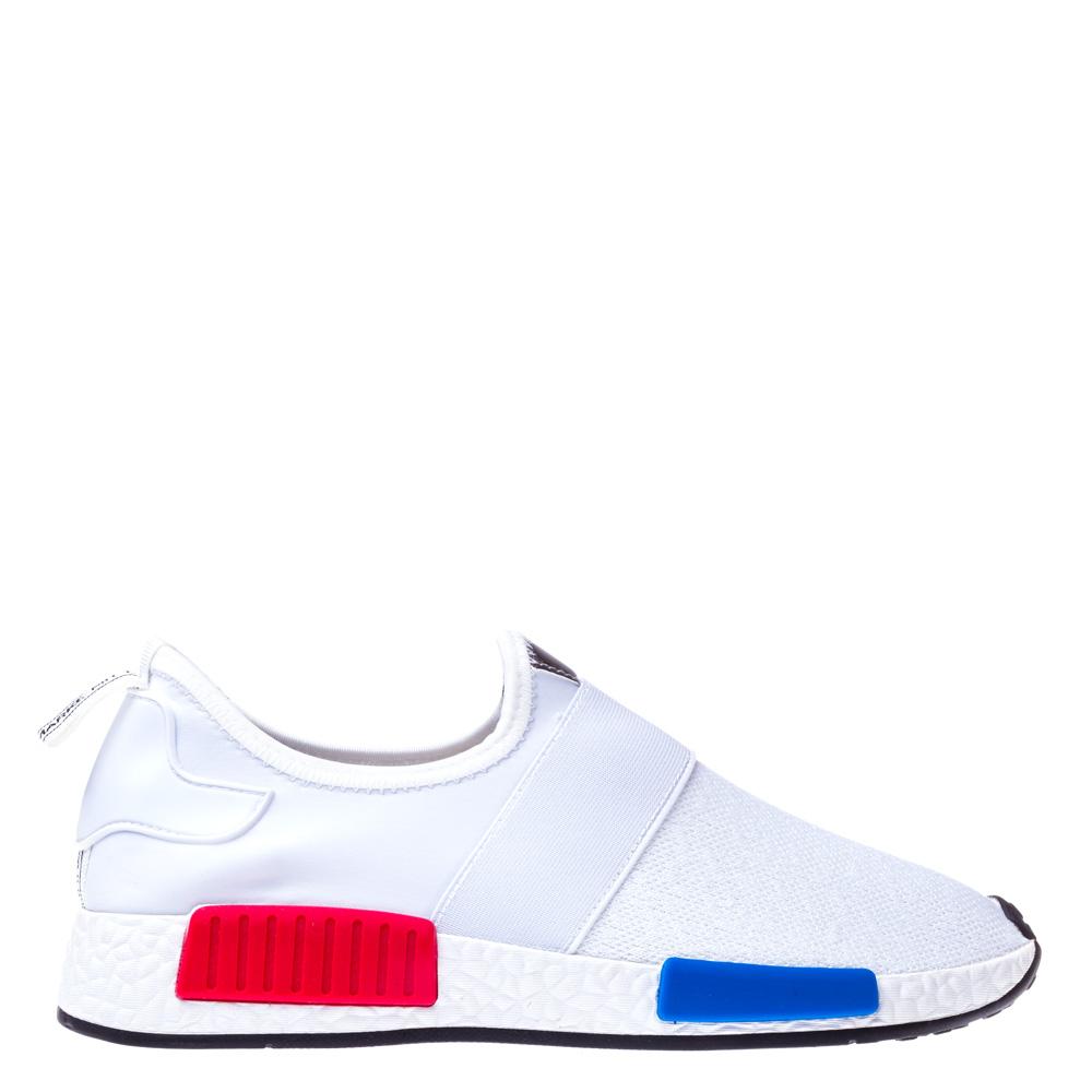 Pantofi sport barbati Krimmer albi