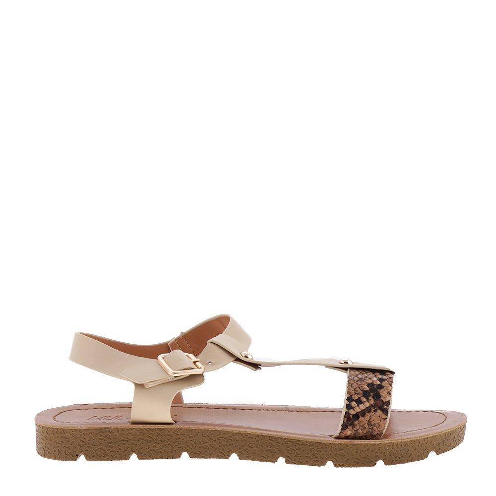 Sandale dama Cierra bej