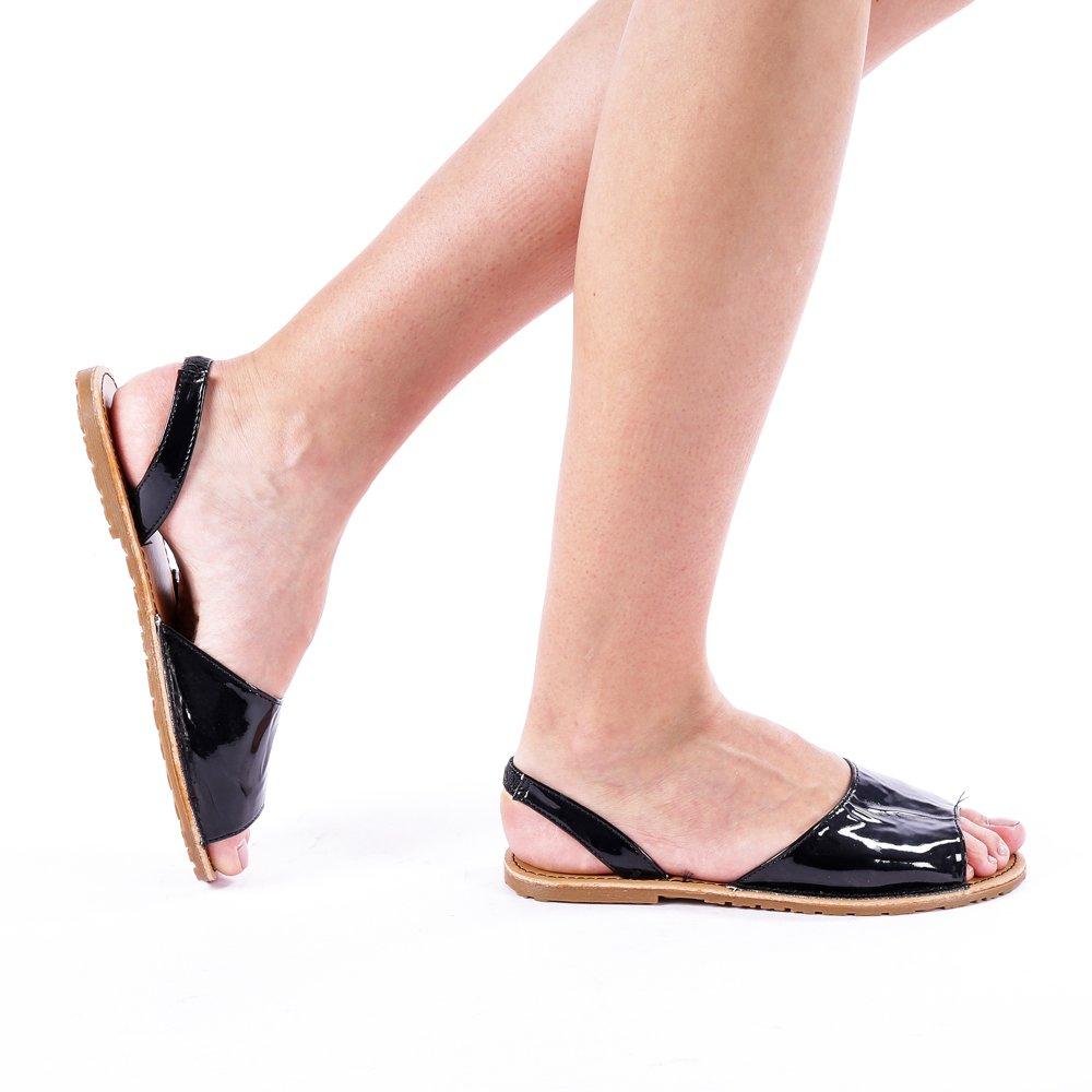 Sandale dama Ariana negre