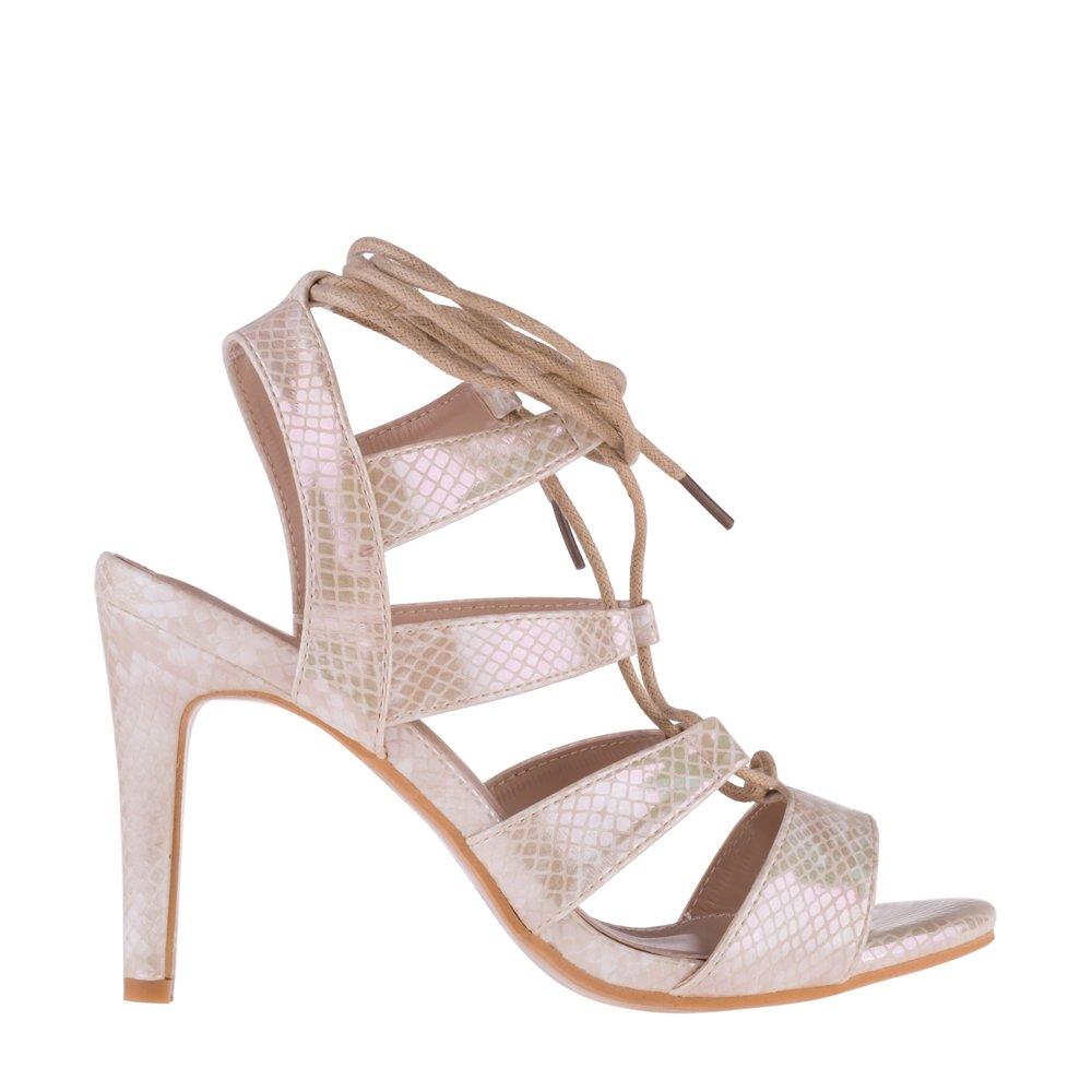 Sandale dama Agosto bej