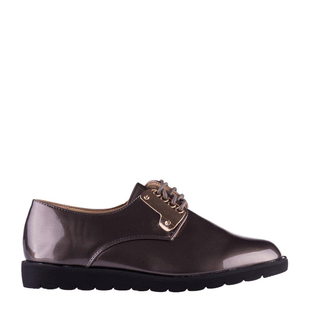 Pantofi dama Rivas gri
