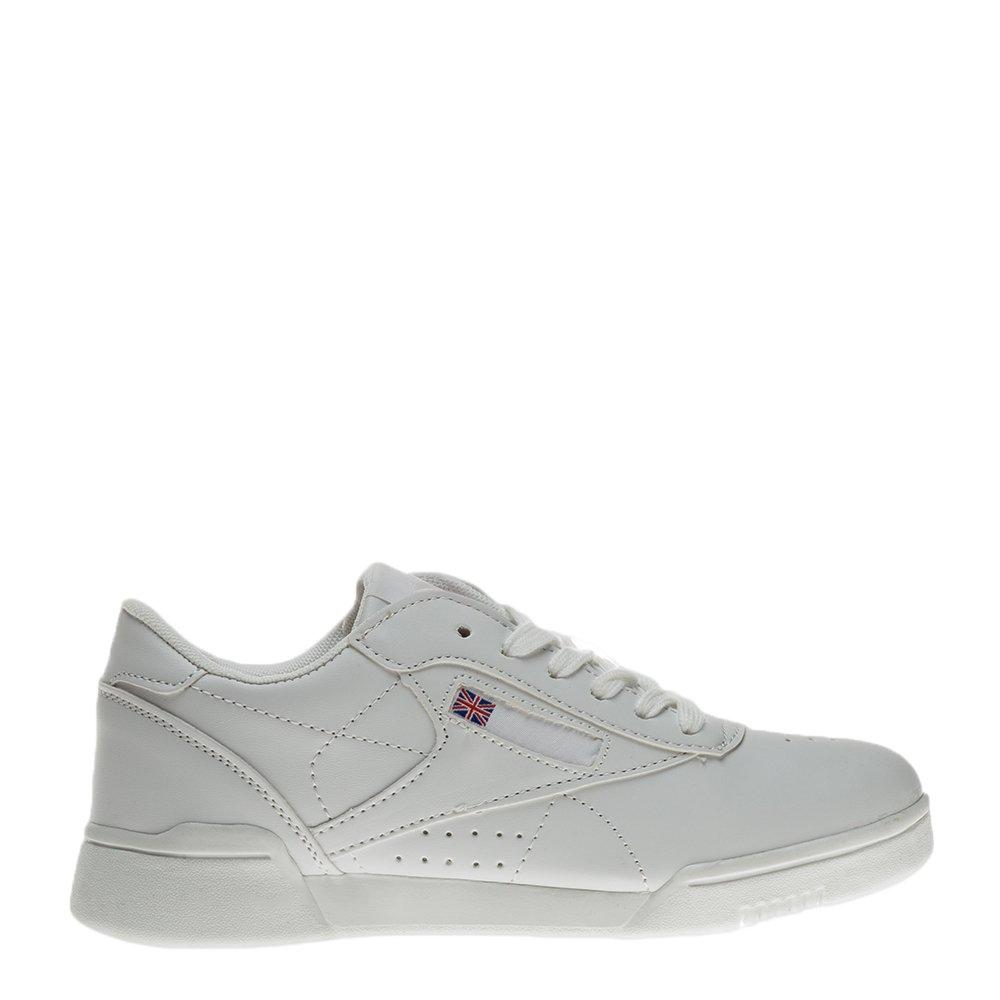 Pantofi sport unisex Alf albi