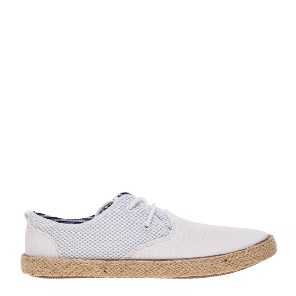 Pantofi barbati Hunter albi