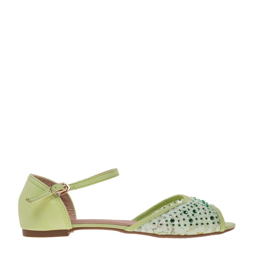 Sandale dama Cepeda verzi
