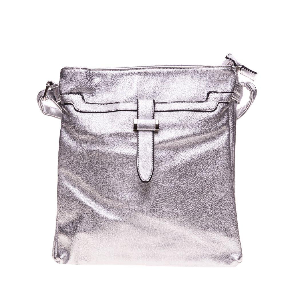 Geanta dama A20 argintie