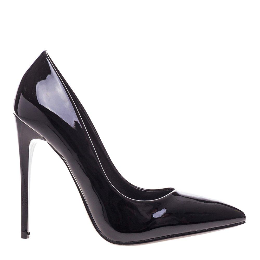 Pantofi stiletto Katia negri