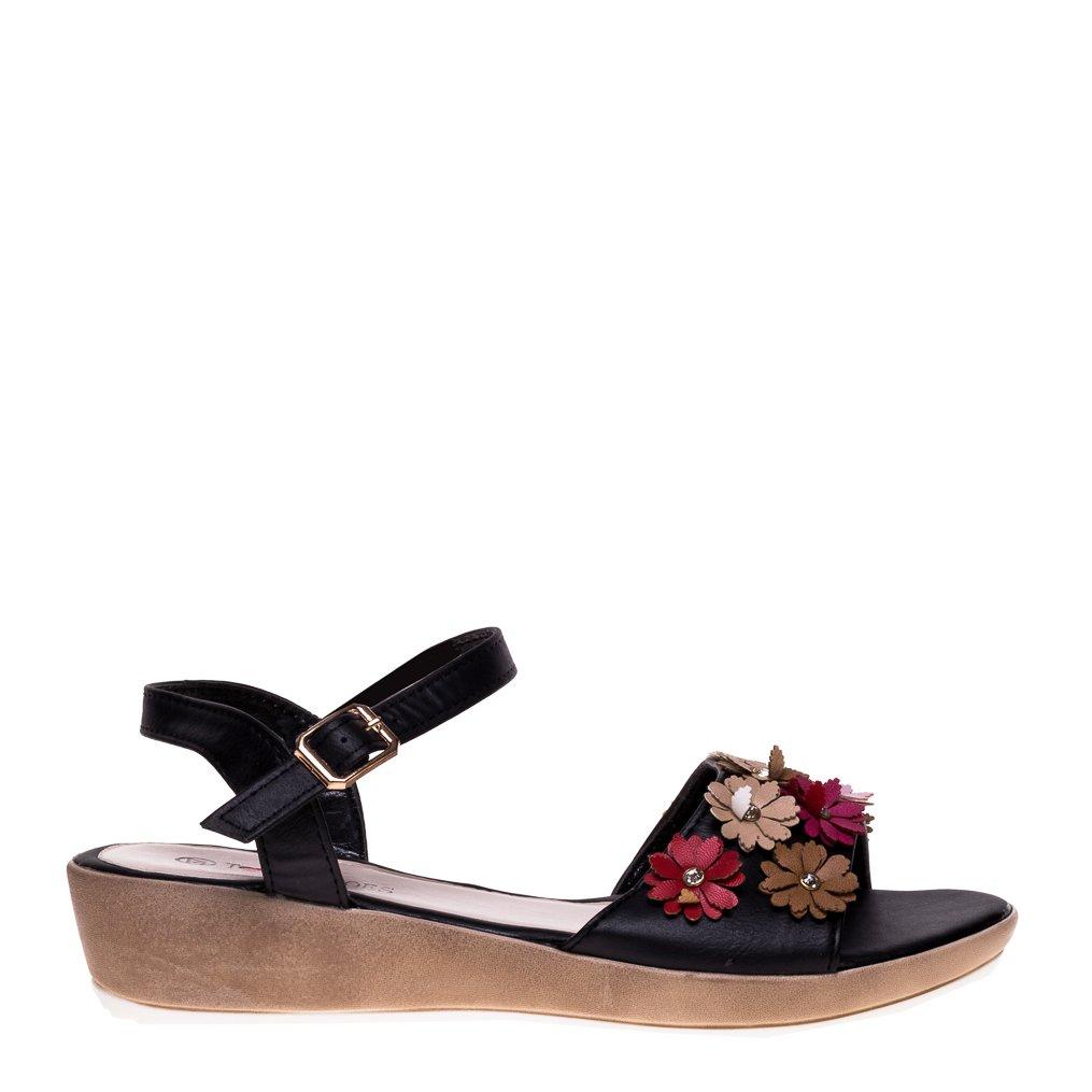 Sandale Dama Arwen Negre
