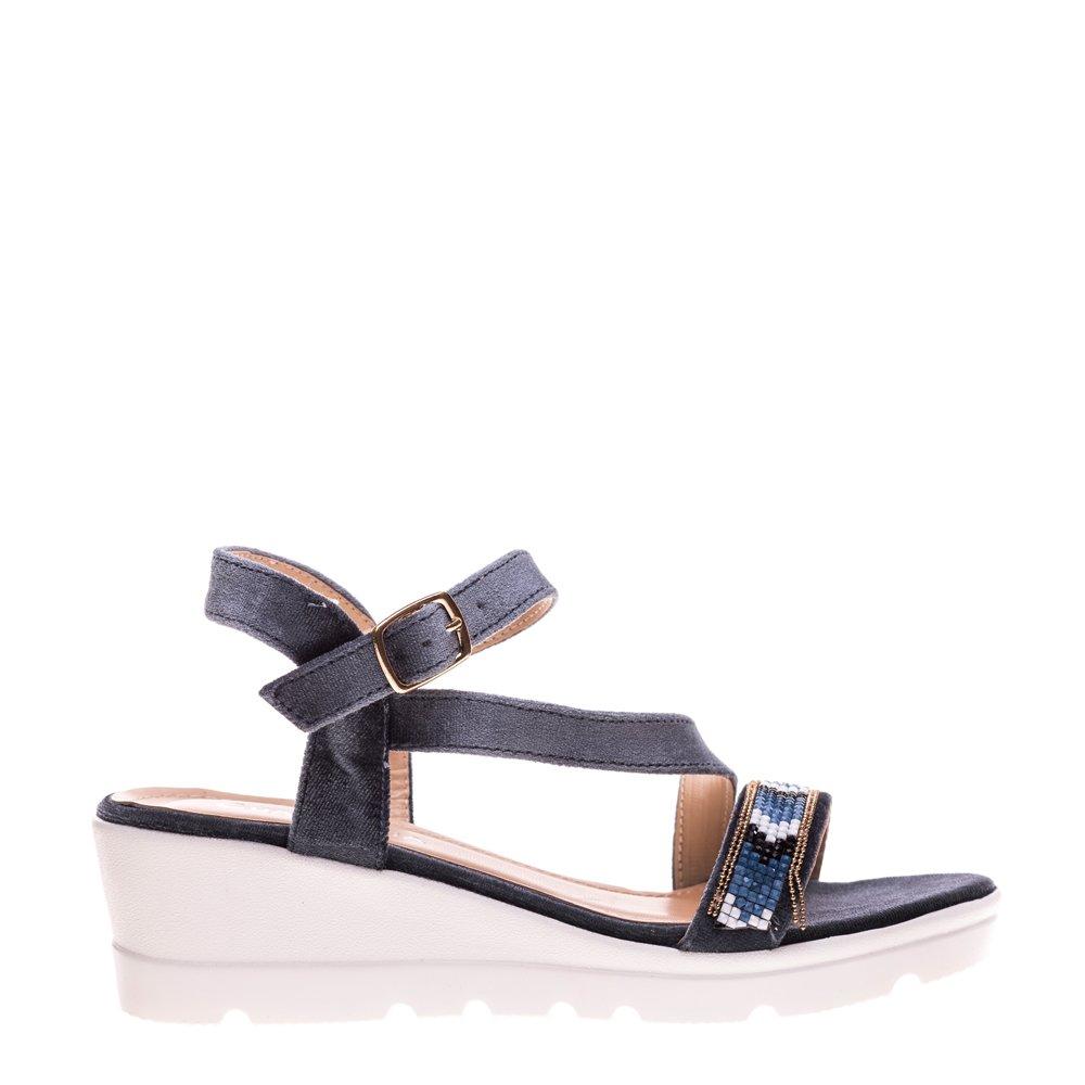 Sandale dama Rangel albastre