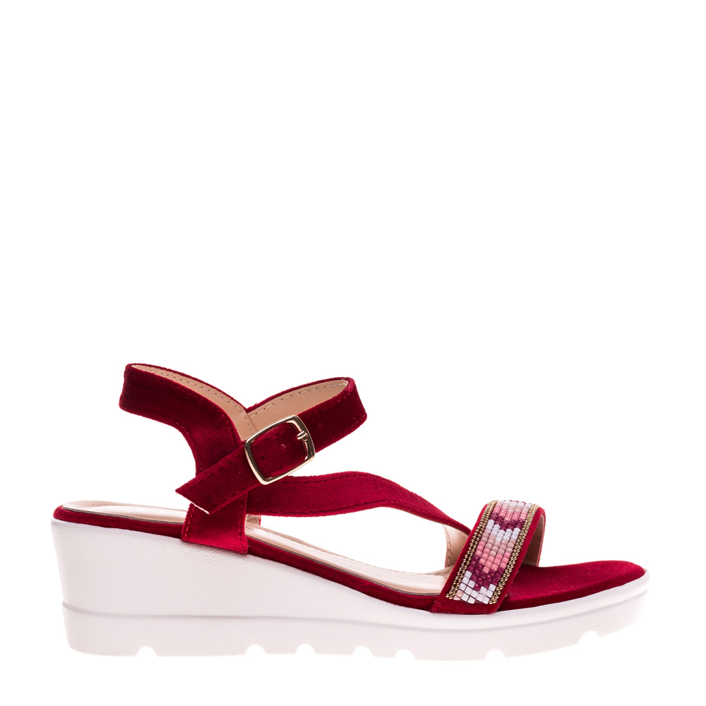 Sandale dama Rangel rosii