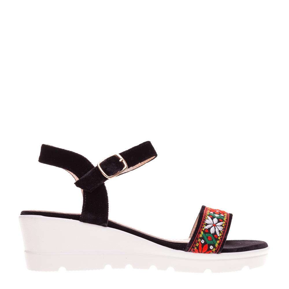 Sandale dama Meraz negre