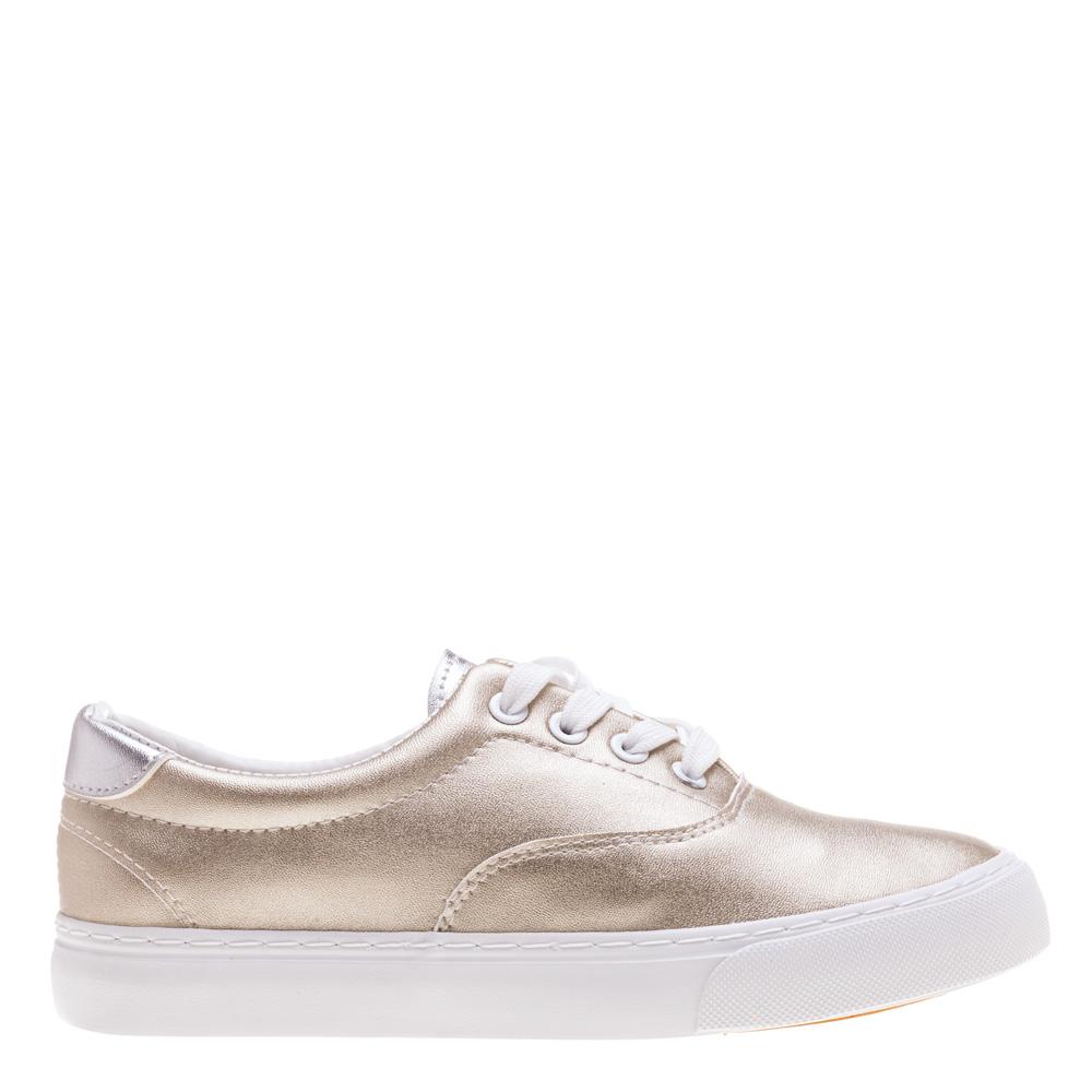 Pantofi sport dama Patter aurii