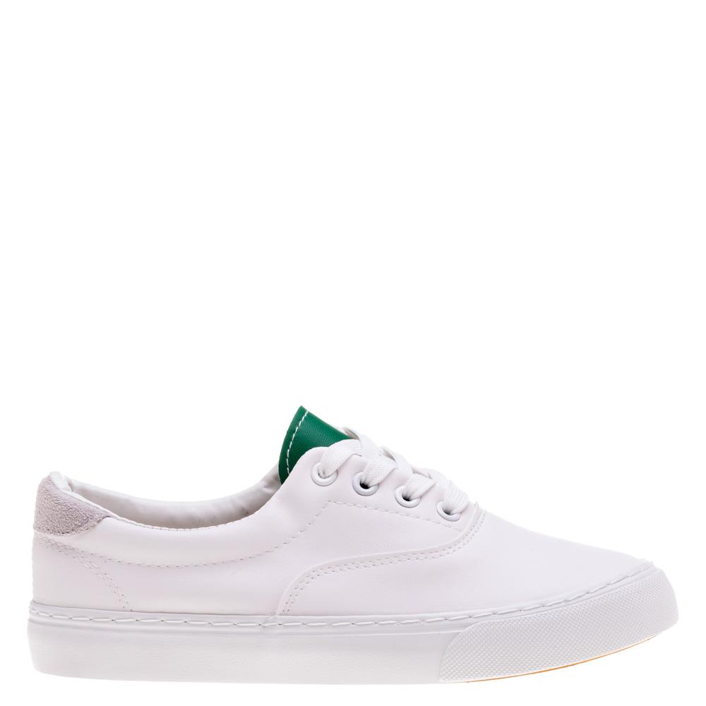 Pantofi sport dama Patter albi