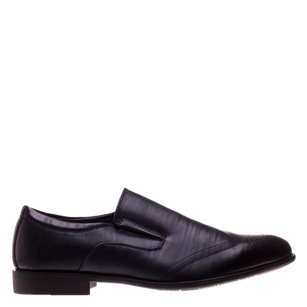 Pantofi barbati Collin albastri