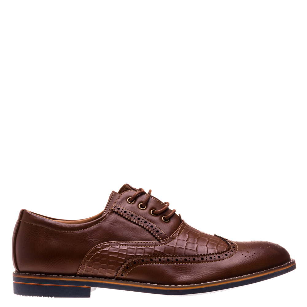 Pantofi barbati Conard camel