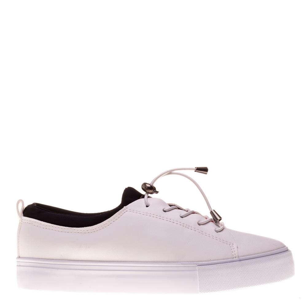 Pantofi sport dama Jo albi