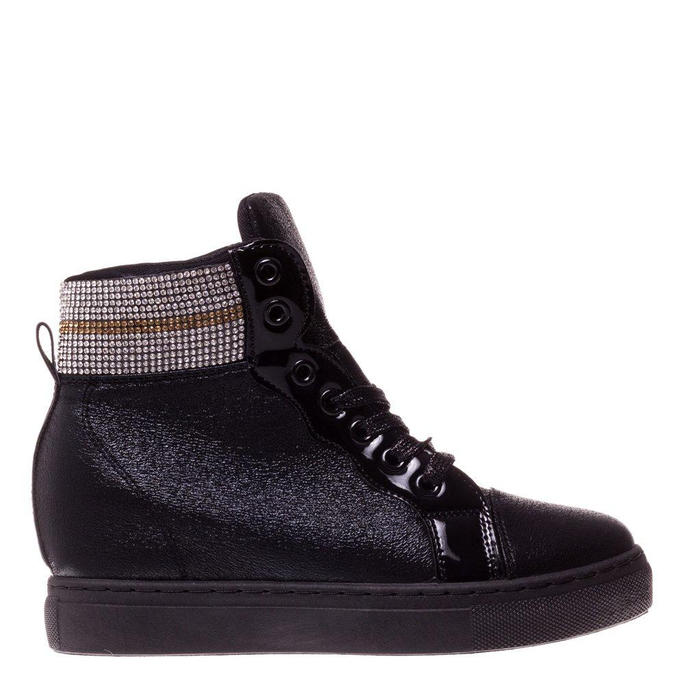 Pantofi Sport Dama Claudia Negru