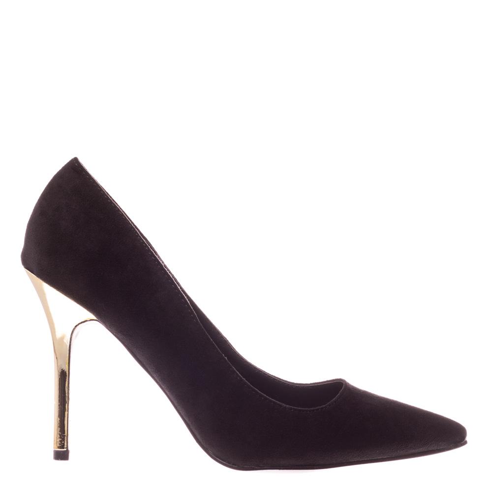 Pantofi dama Ella negri