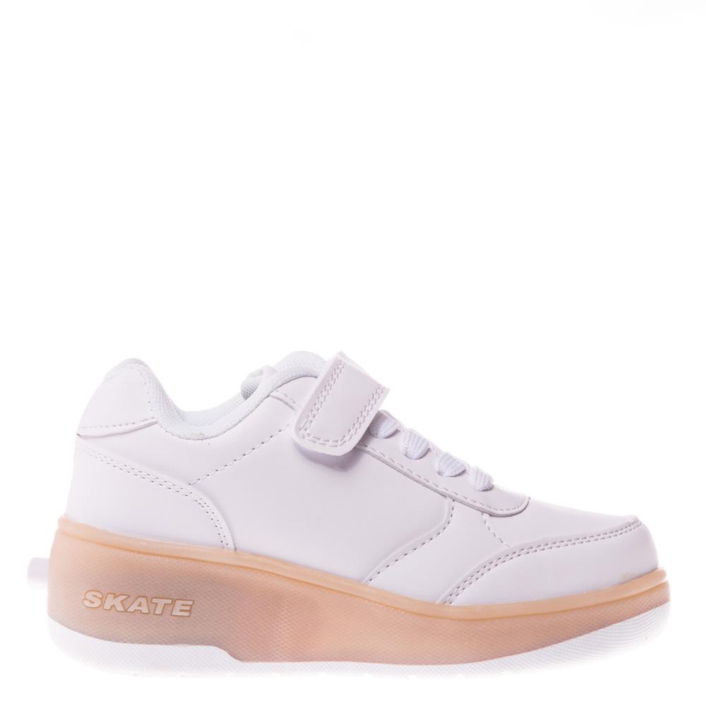 Pantofi sport copii Shyla albi