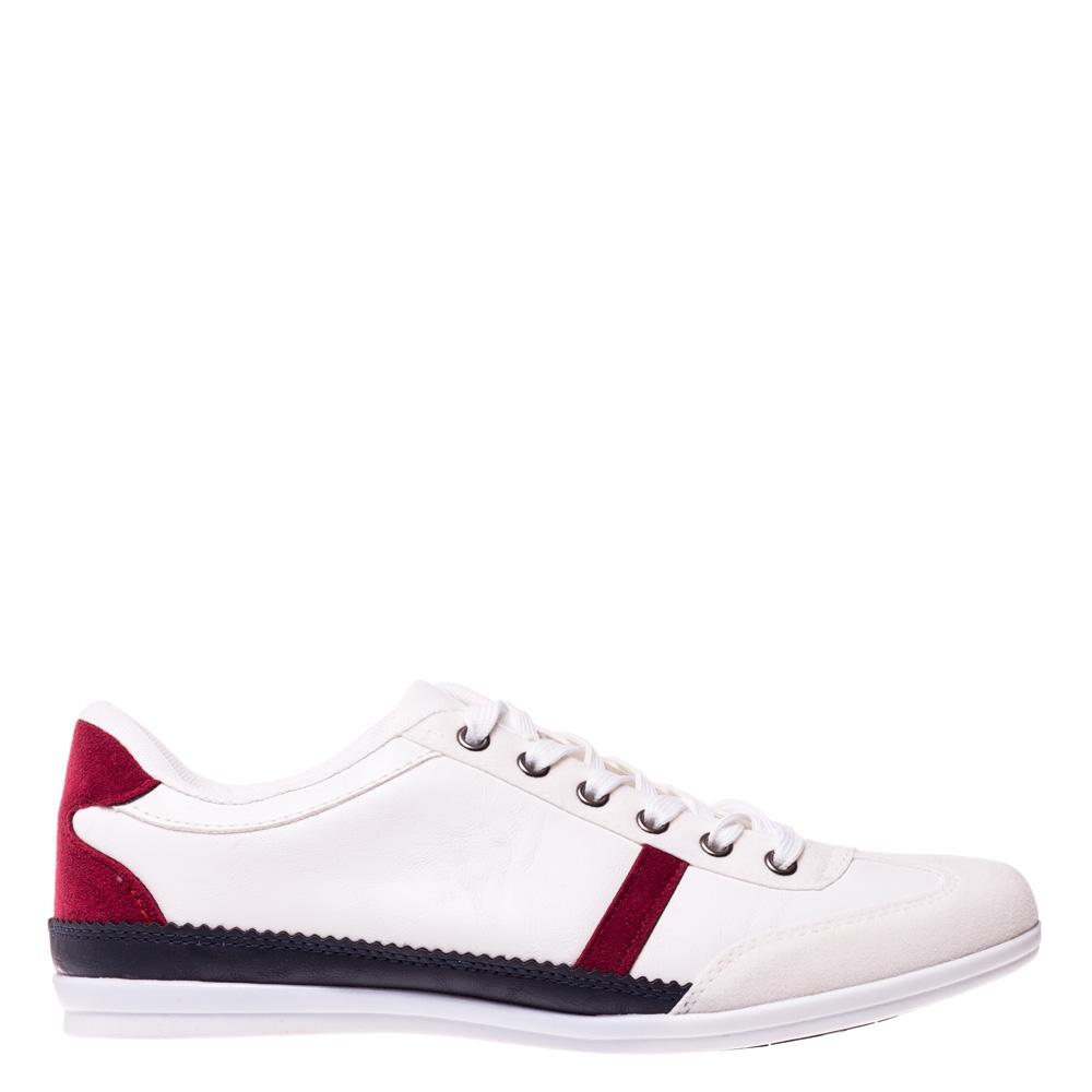 Pantofi sport barbati Case alb