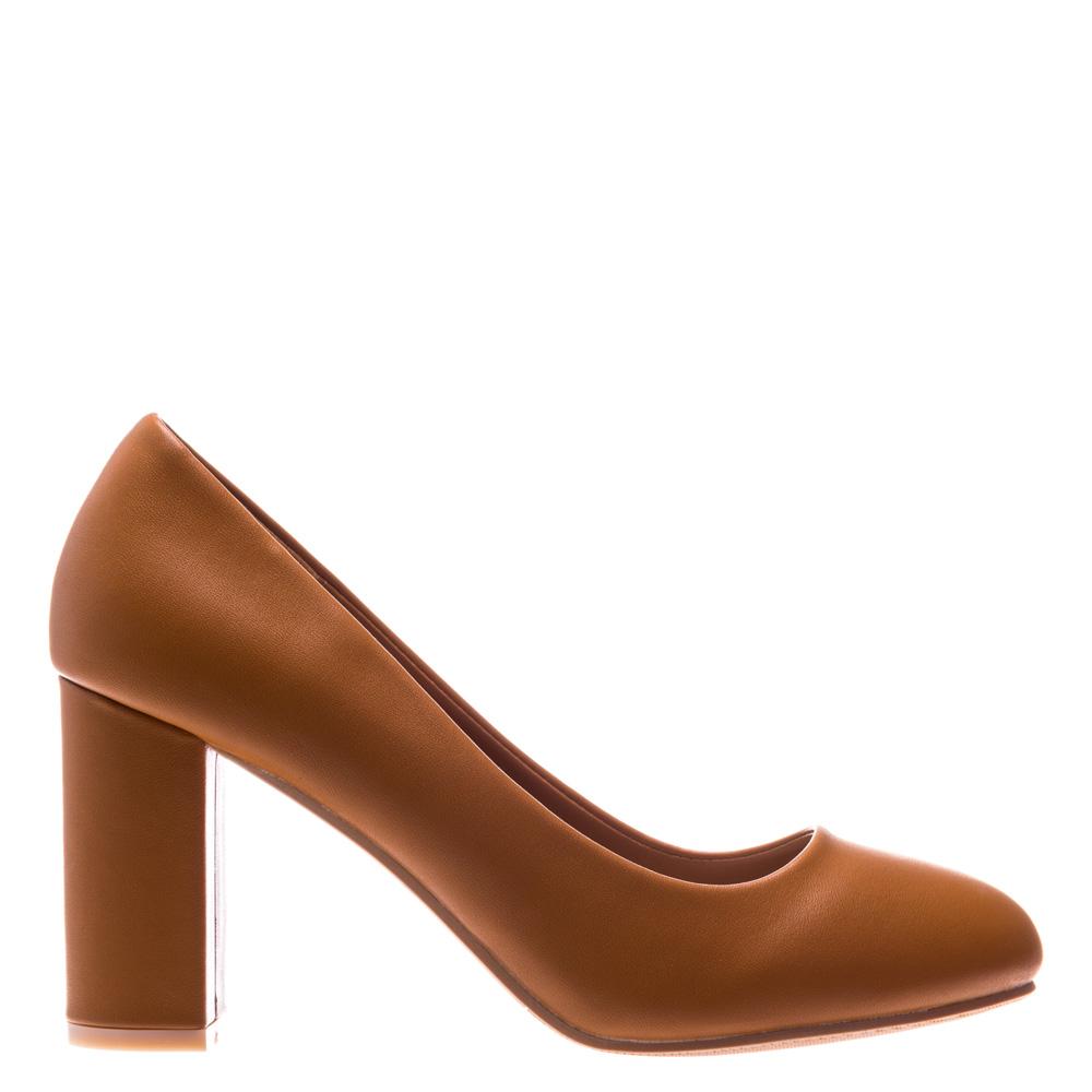 Pantofi dama Shela camel