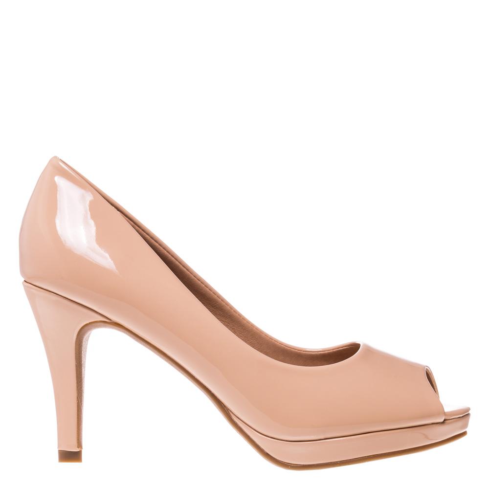 Pantofi dama Edith beige