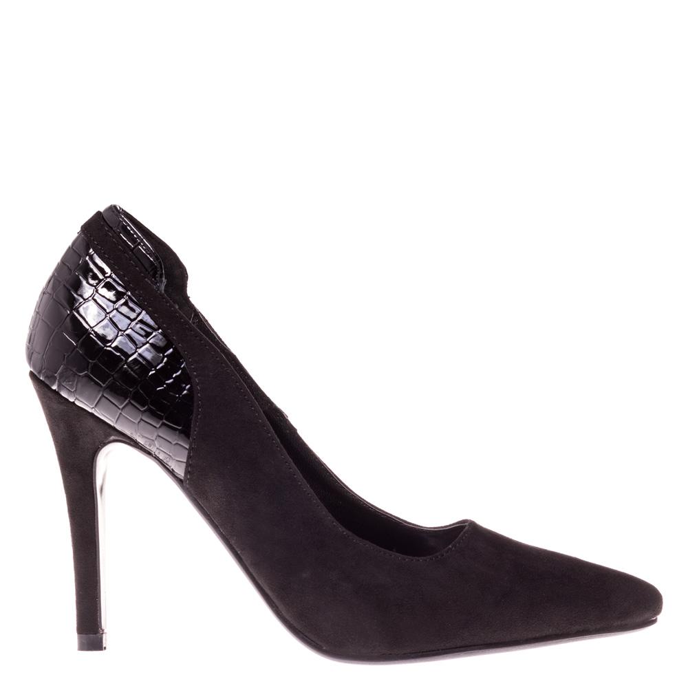 Pantofi dama Jeanne negri