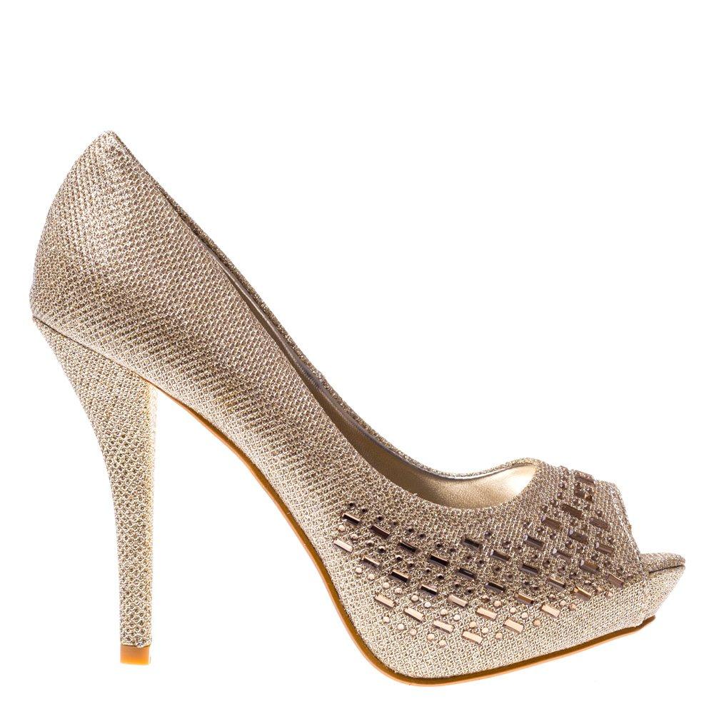 Pantofi dama Enya aurii