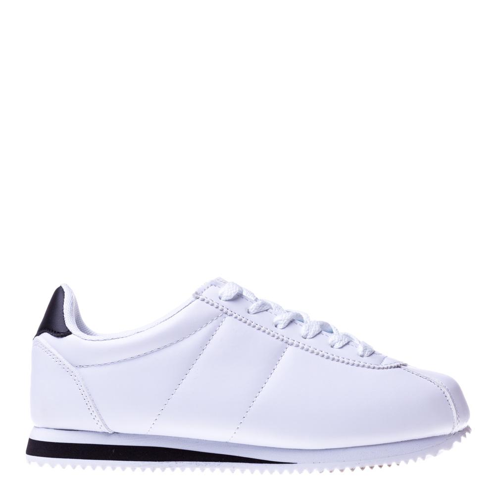 Imagine indisponibila pentru Pantofi sport unisex Kalasity alb cu negru