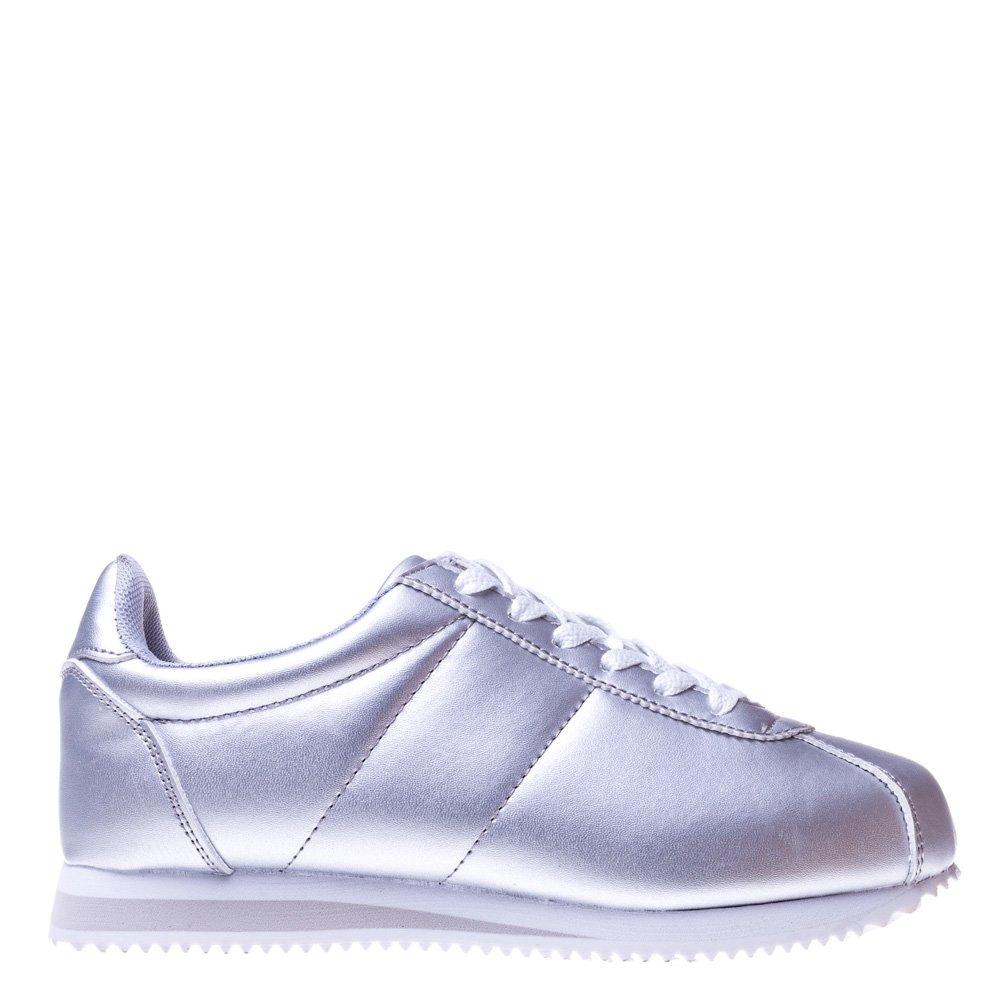 Pantofi sport unisex Kalasity argintii