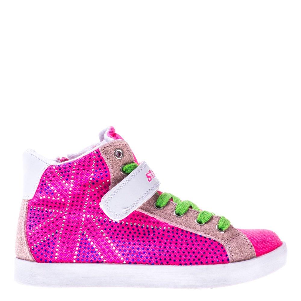 Pantofi sport copii Star Kids London roz