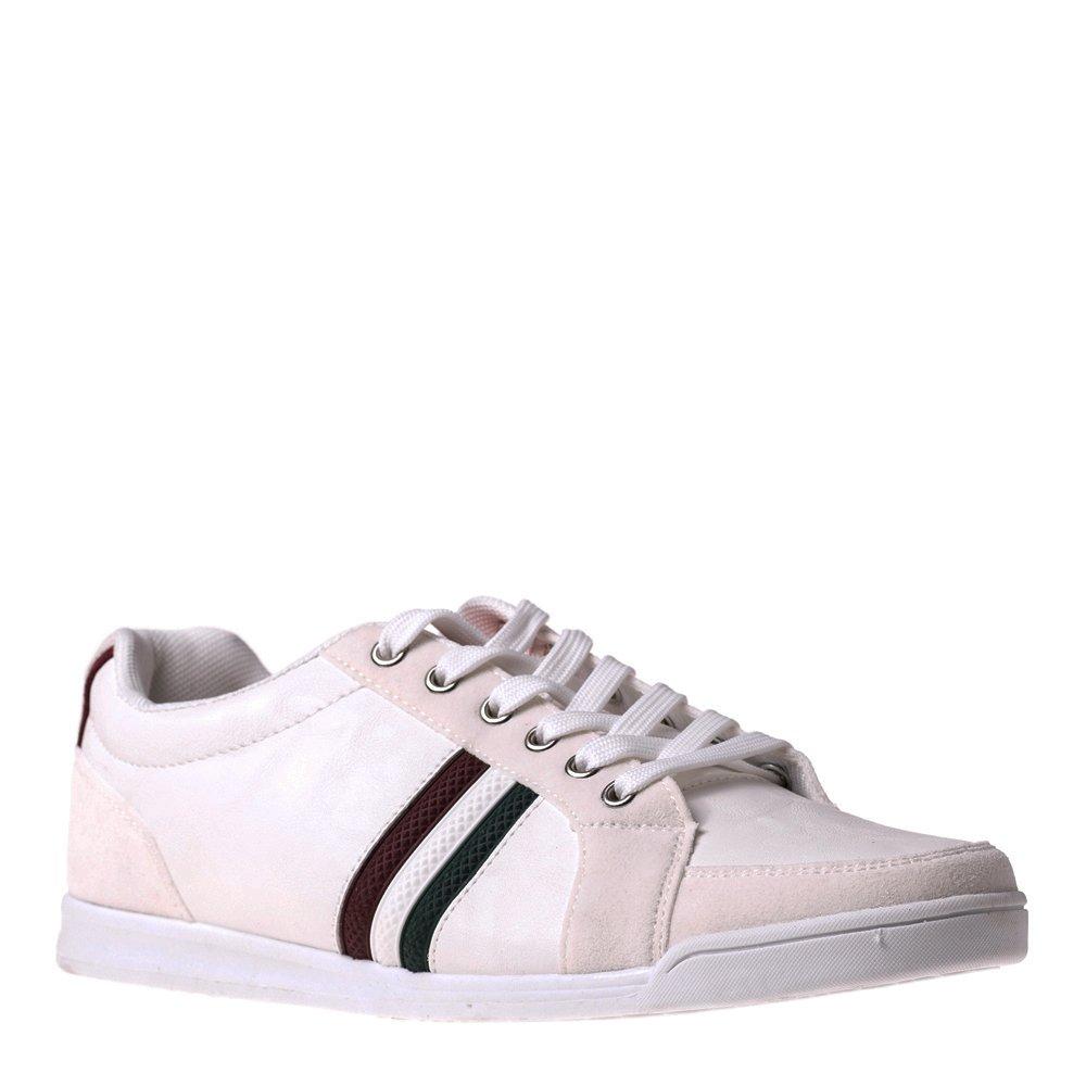 Pantofi casual barbati Laurent albi