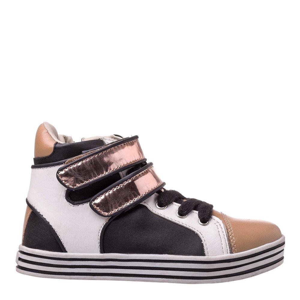 Sneakers copii Jonson negri
