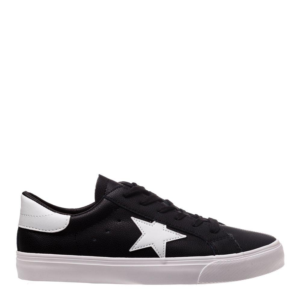 Pantofi Sport Barbati Star Negru Cu Alb
