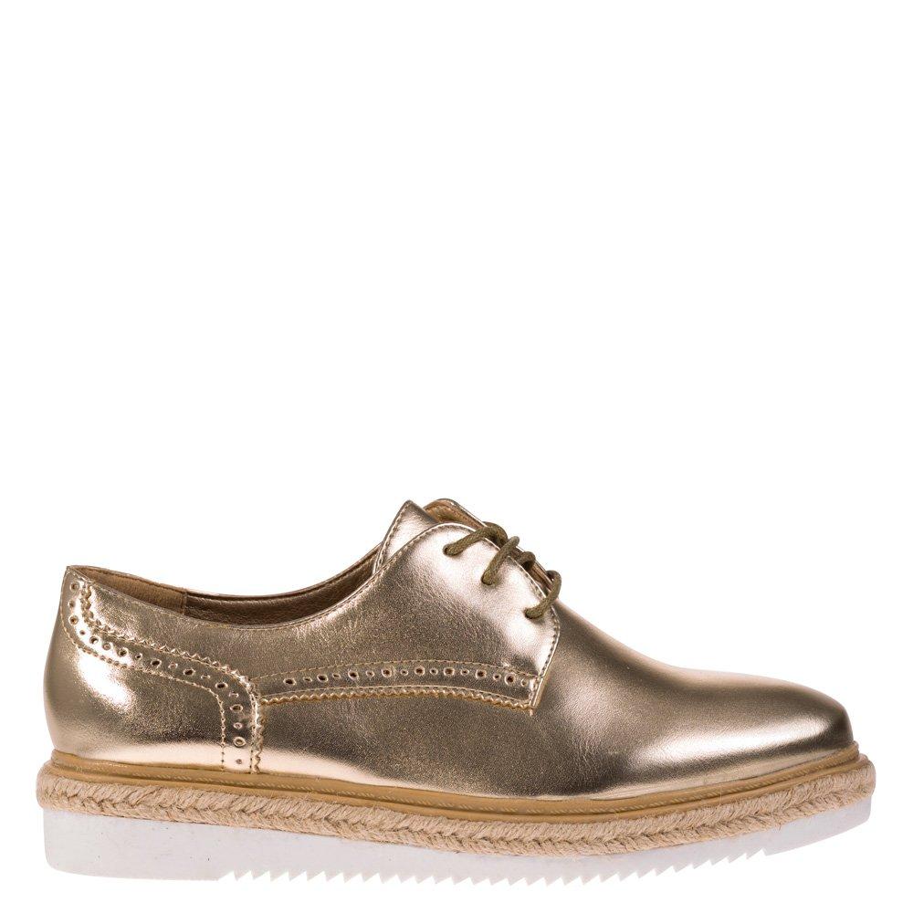 Pantofi dama Anisia aurii