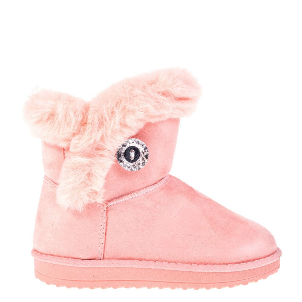 Cizme copii Valonia roz