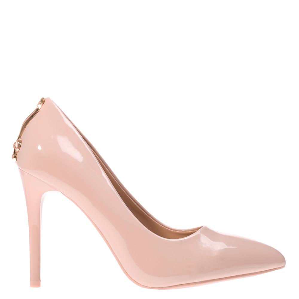 Pantofi stiletto Alida roz