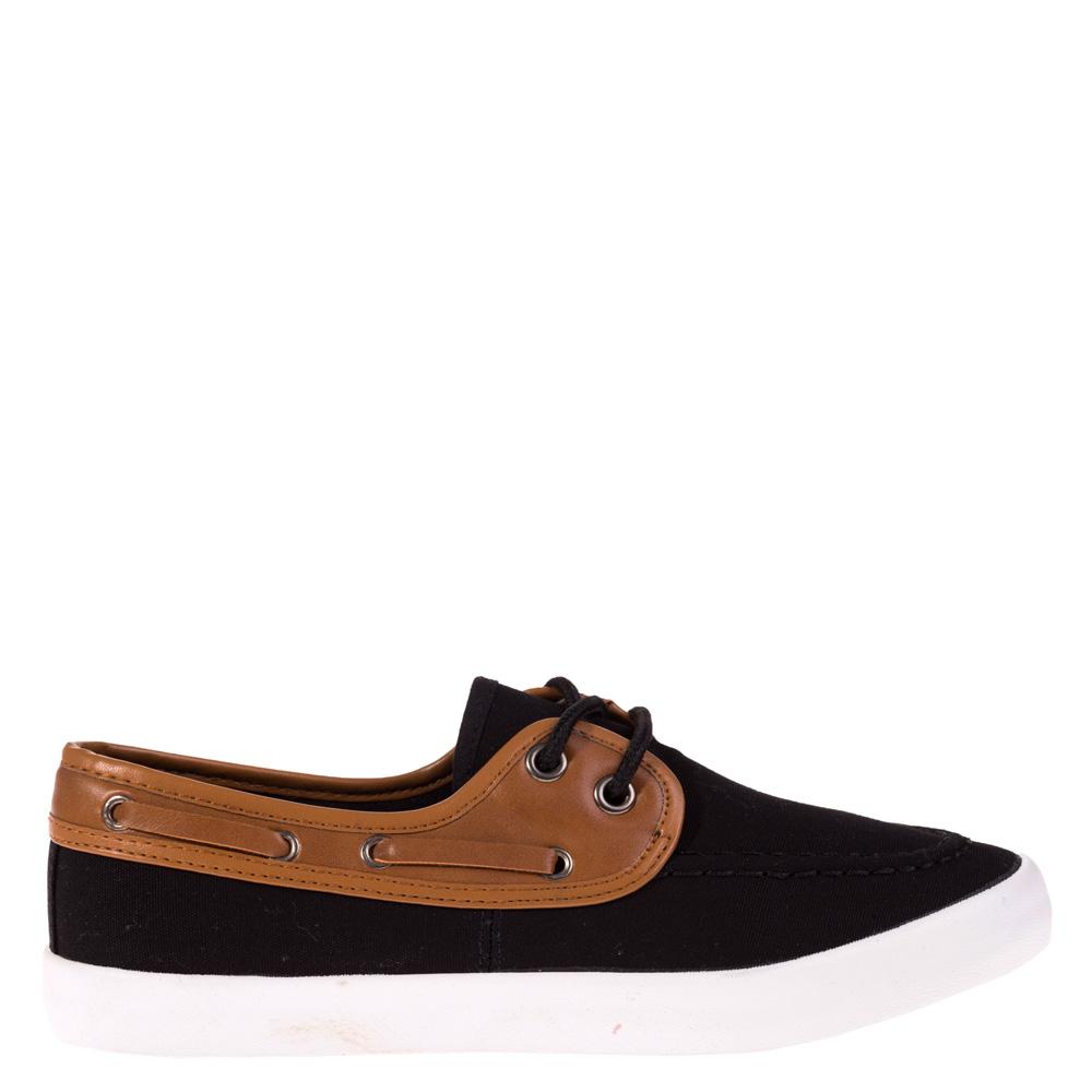 Pantofi sport unisex Apollo negri