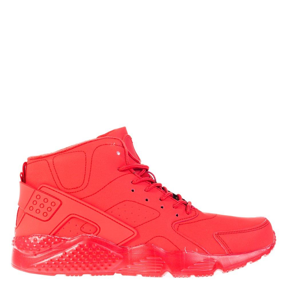 Pantofi sport barbati Alvaro rosii