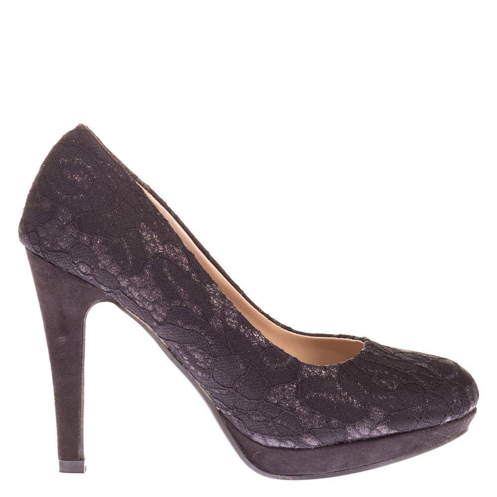 Pantofi dama Carrie negru