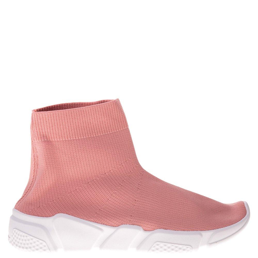 Pantofi sport dama Leona roz